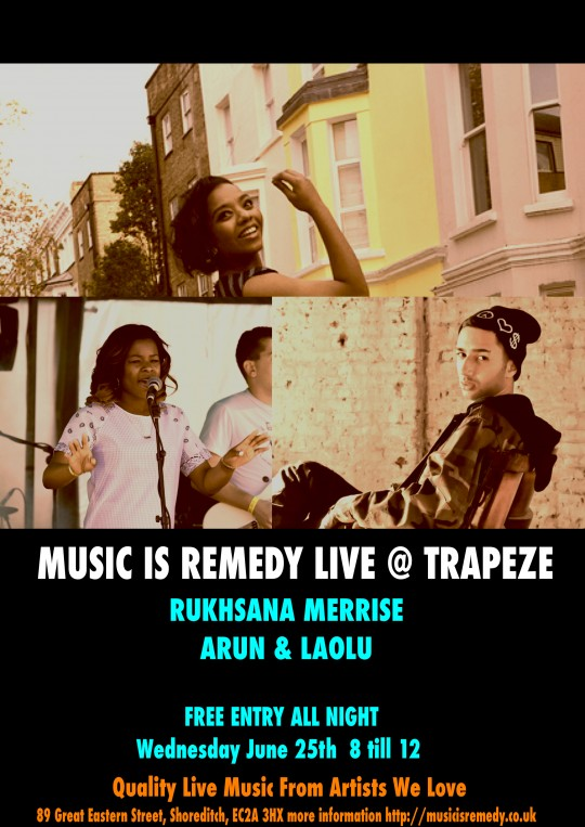 Live @ Trapeze Final