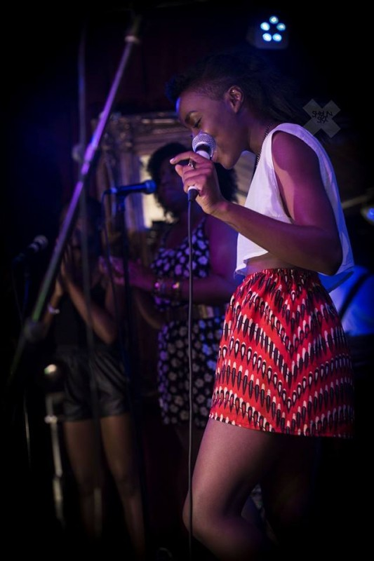 Ego Ella May Live Shaun Sky