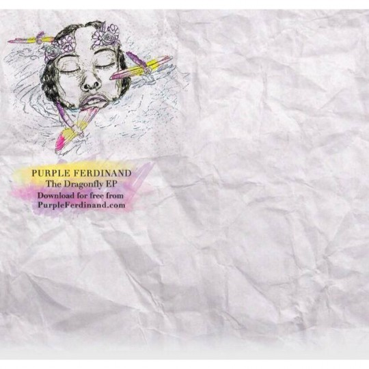 Purple Ferdinand Dragonfly EP Music is Remedy