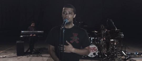 Raleigh Ritchie Live Sessions