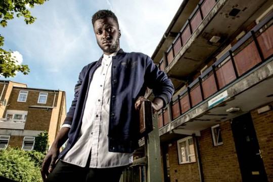 Kwabs Look Over Your Shoulder