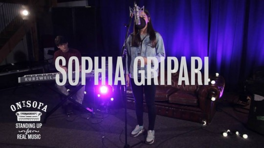 Sophia Gripari Music is Remedy