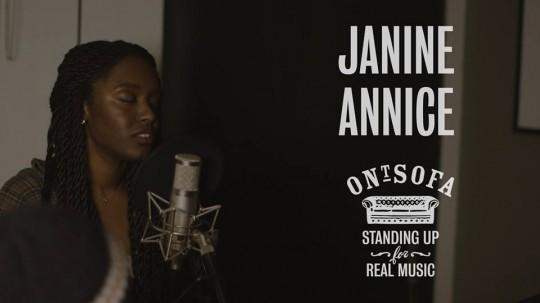 Janine Annice Ont Sofa
