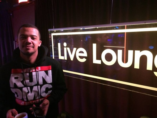 Raleigh Ritchie Live Lounge