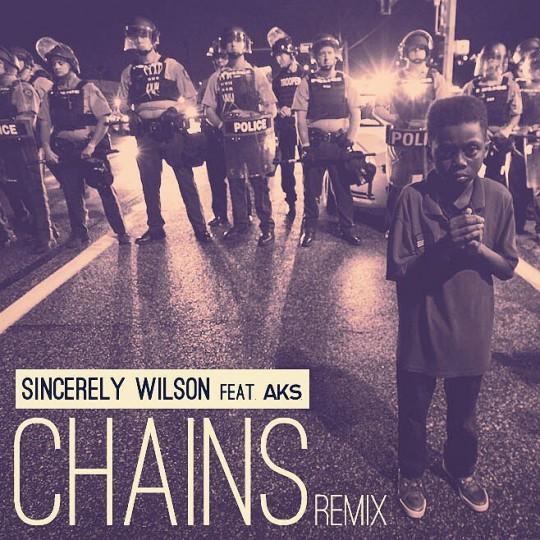 wilson aks chains